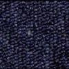Baltic tæppe i mørk blå